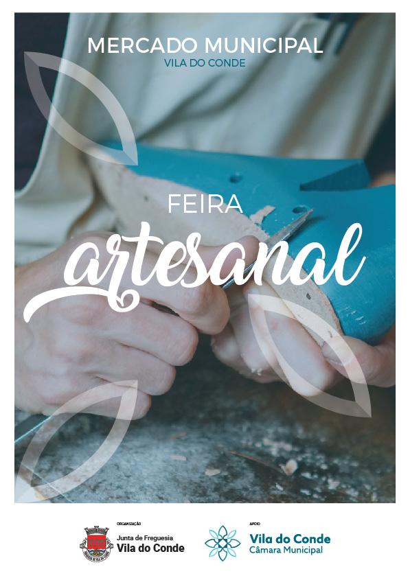 CARTAZ FEIRA ARTESANAL