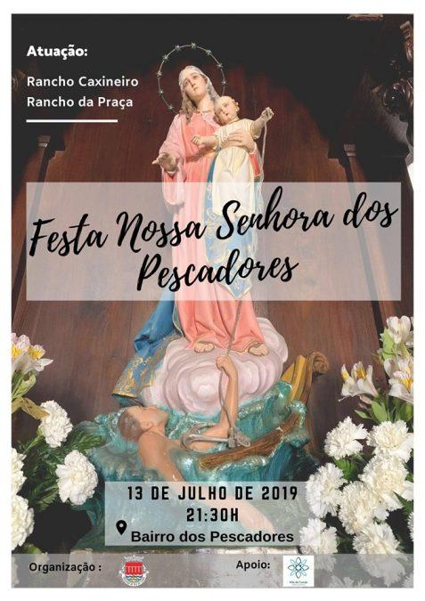 Festa em honra de Nossa Senhora dos Pescadores