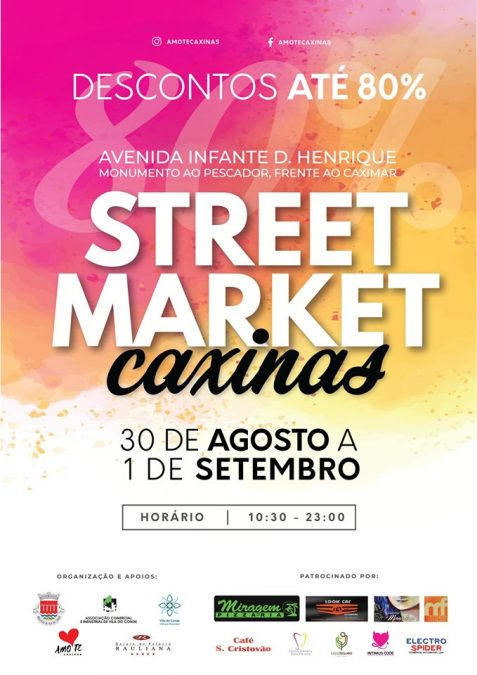 Street Market Caxinas
