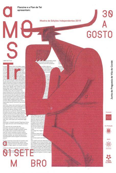 aMOSTr II Mostra de Edições Independentes e Exposição Sortido Guerreiro