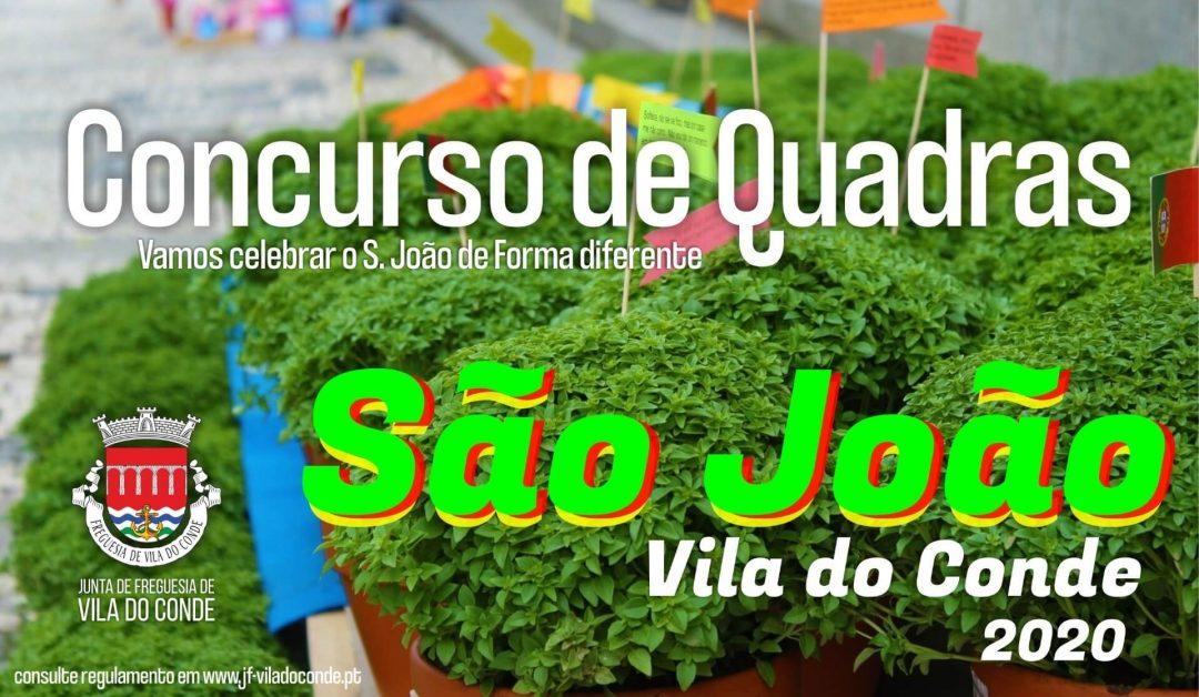 Concurso de Quadras – S. João de Vila do Conde