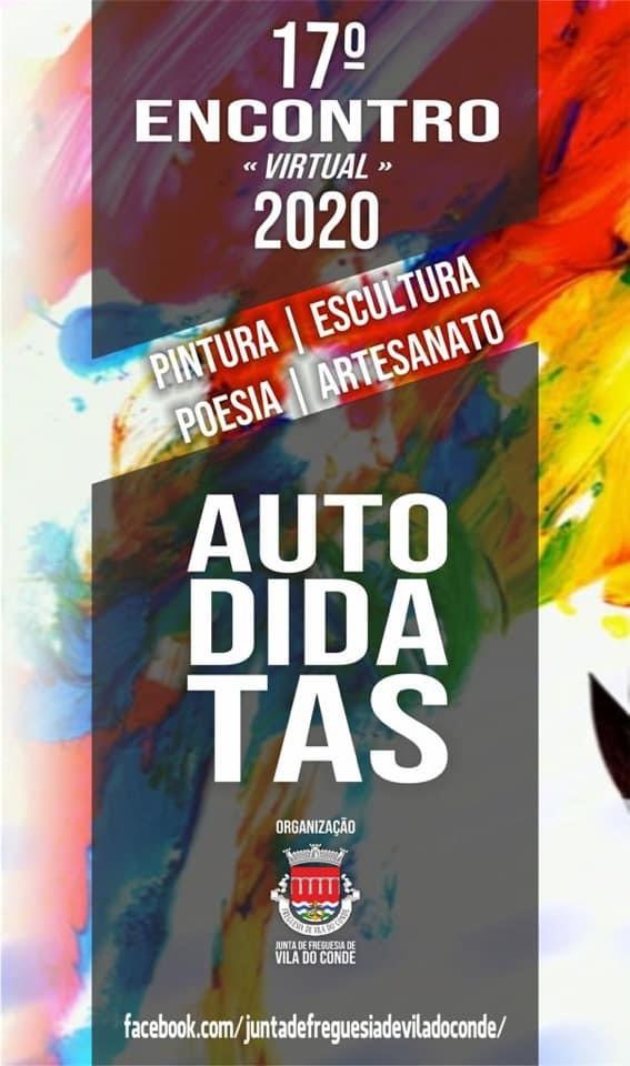 XVII edição do ENCONTRO DE ARTISTAS AUTODIDATAS
